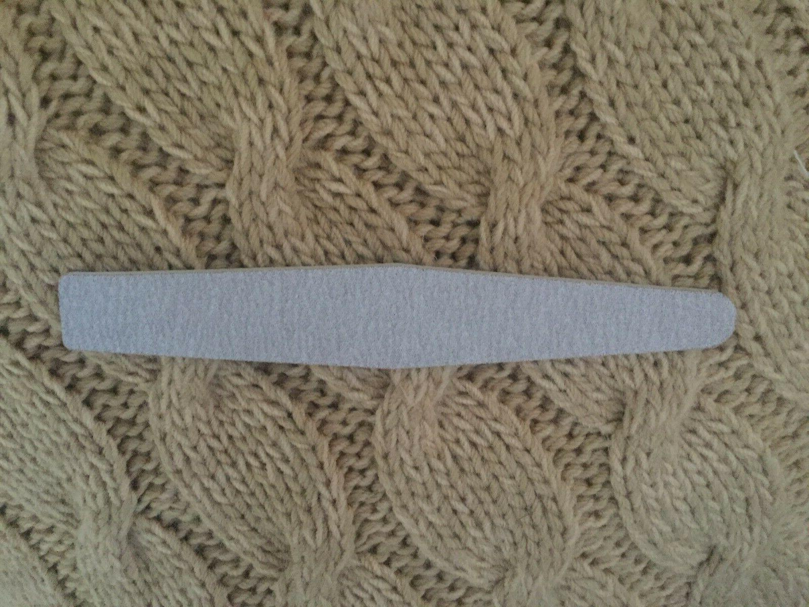 OPI ACR UV Nail File Foam GRIT Professional NEW