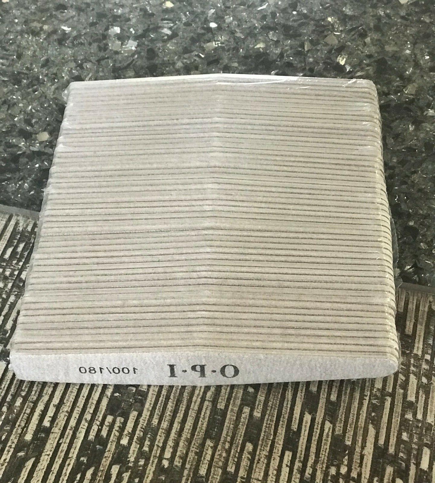 OPI ACR UV Gel GRIT 100/180 Professional NEW