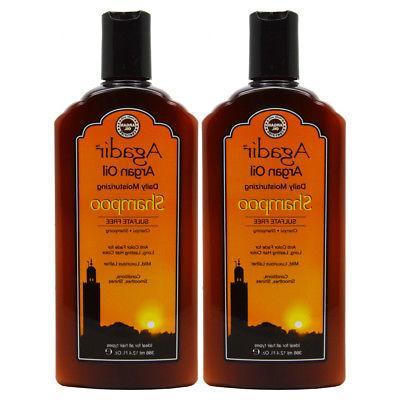 argan oil daily moisturizing