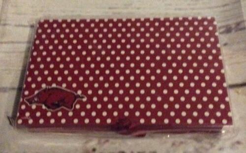 Arkansas & Nail File Pig 8 Envelopes