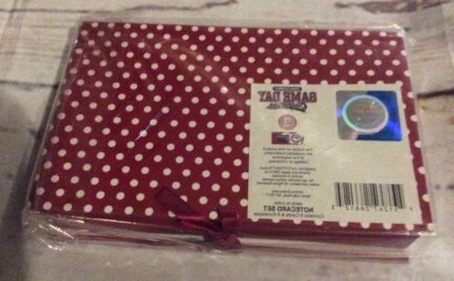 "Arkansas Razorbacks Notecard & Nail Pig Sooie"" 8 Cards 8 Envelopes"