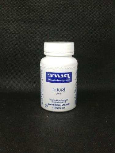 biotin hypoallergenic dietary supplement