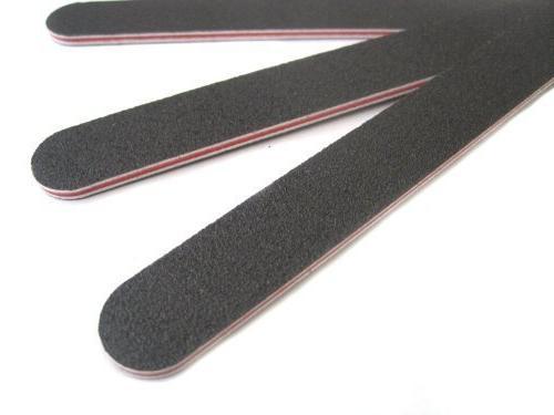 black board nail file manicure