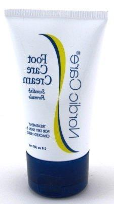 Nordic Care Foot Cream 2 oz.  with Free Nail File
