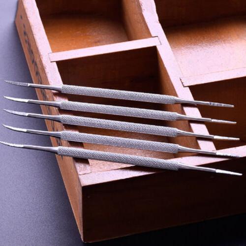 Double Steel Ingrown Nail File Tools