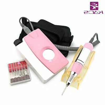 electric nail drill file manicure