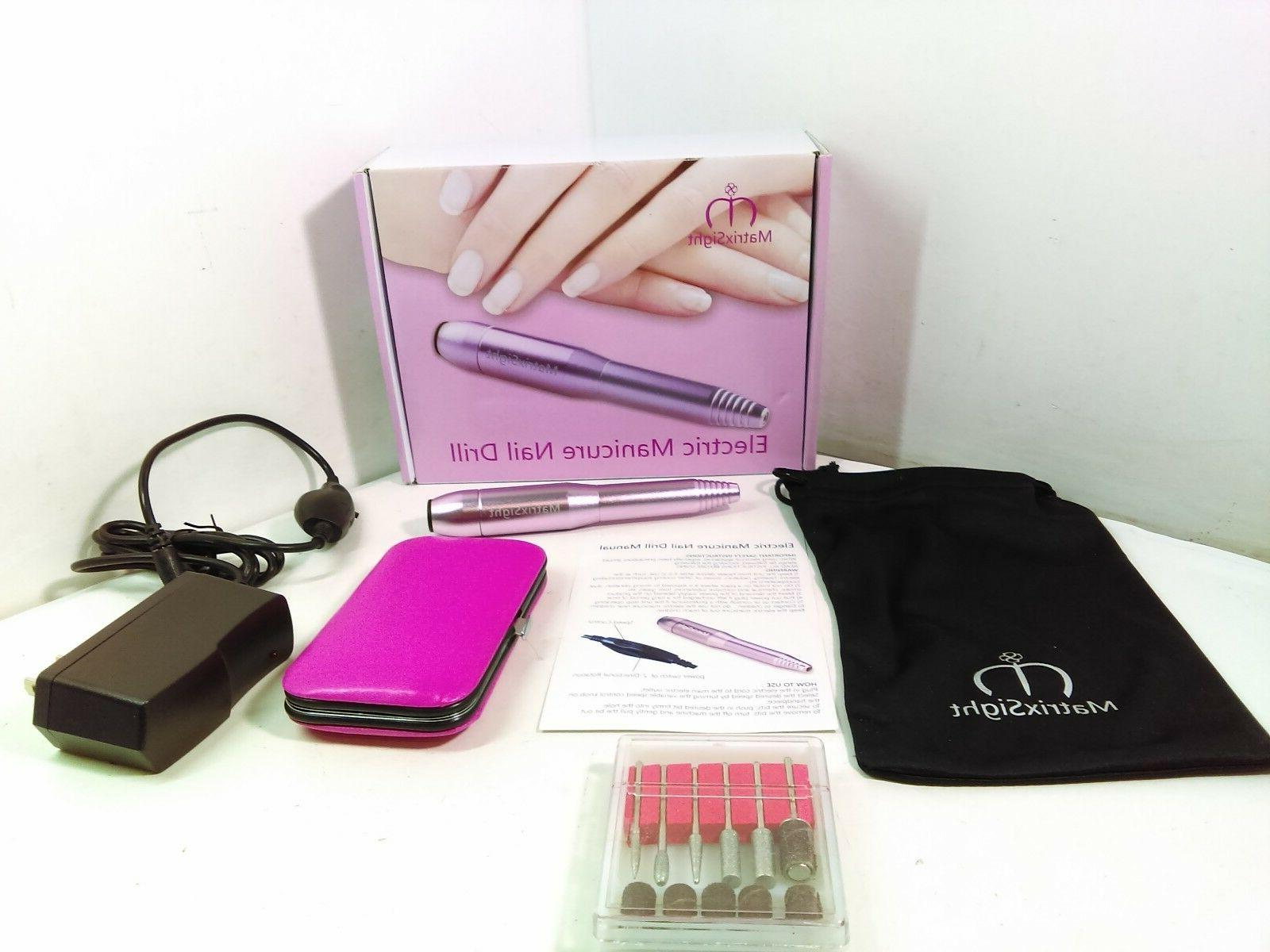 electric nail drill 11 in 1 professional