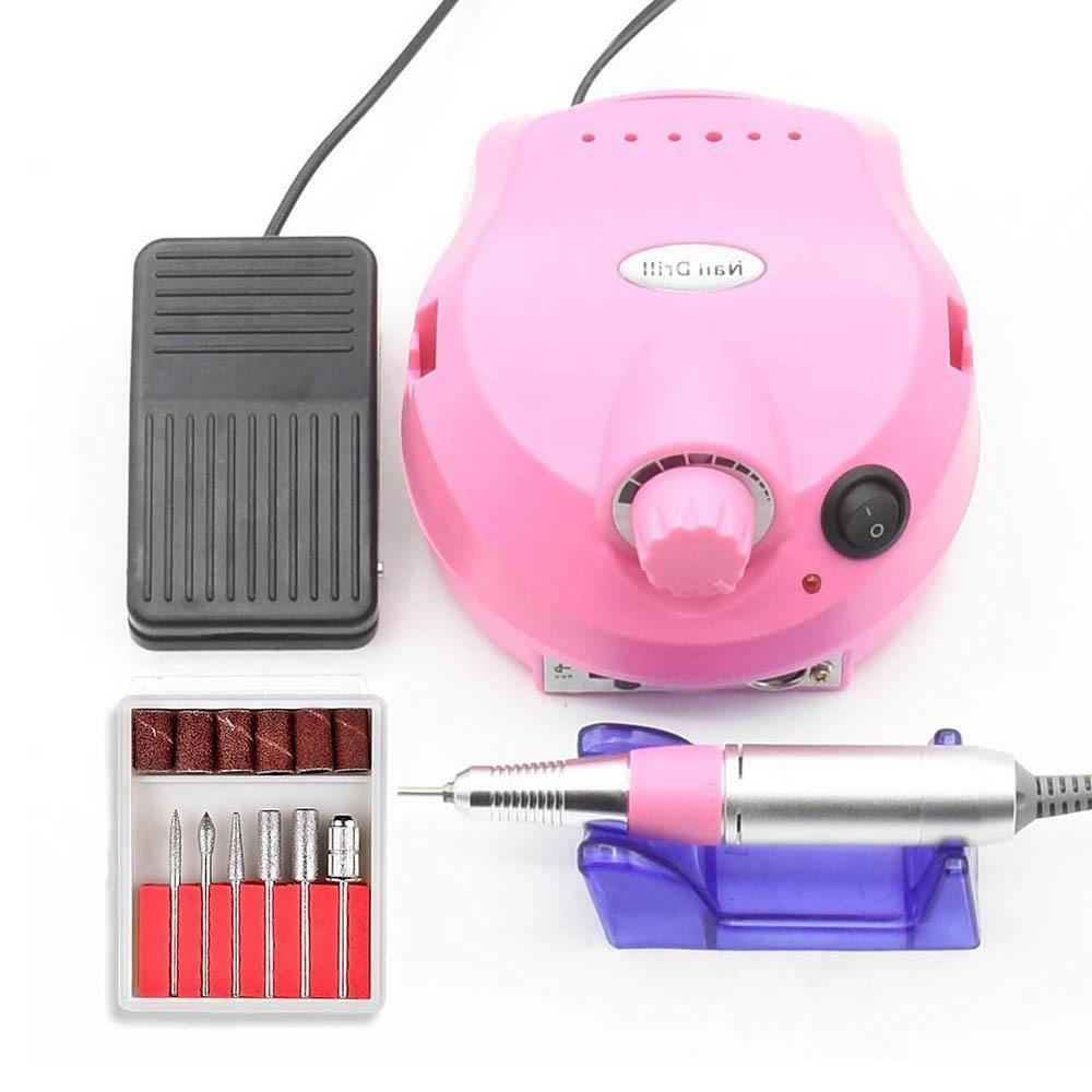 electric nail drill machine acrylic manicure pedicure