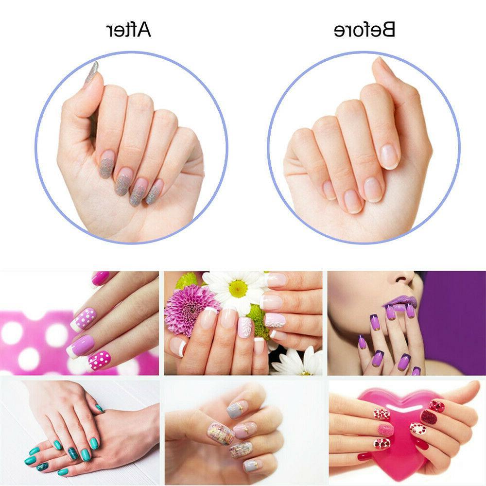 Electric Manicure Machine Pedicure Tool Set