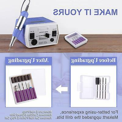 Electric Nail Machine Manicure Drill for Nails