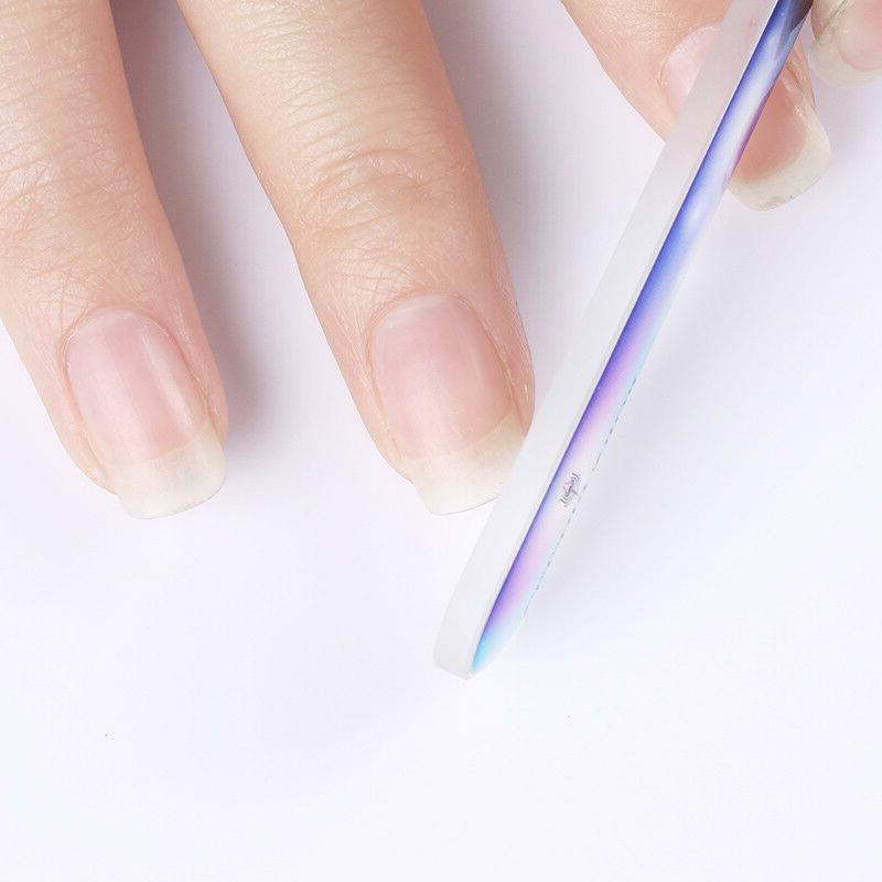 Gradient Nano Glass Nail Pretty