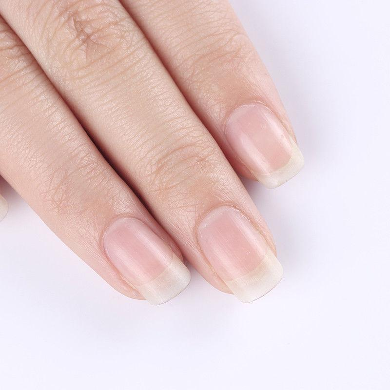 BORN Gradient Glass Art Nails Buffer File Grinding DIY #4