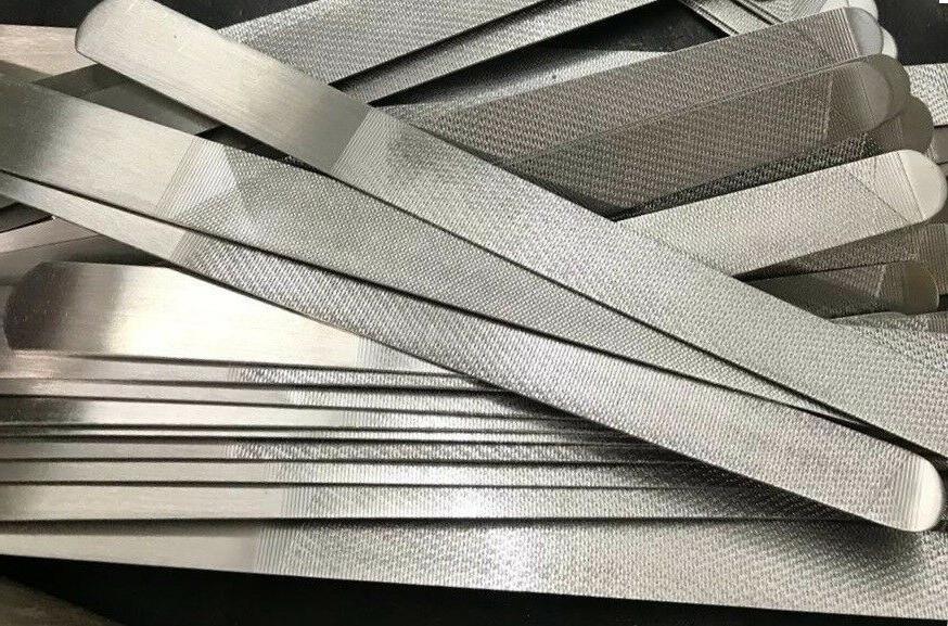 Metal Steel Nail File Double Pedicure 20 cm