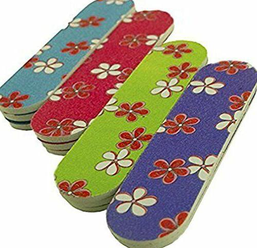 Mini Emery Nail Filing Boards manicure Gift