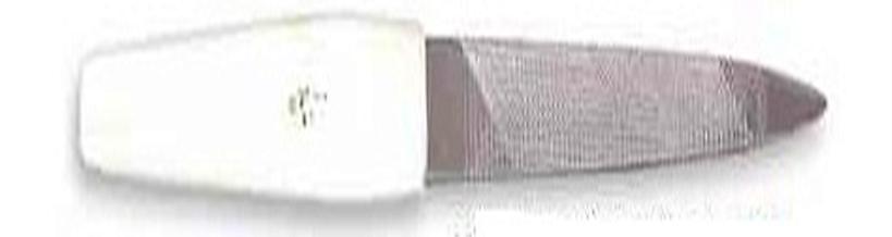 nail file 5 dipped handles box of