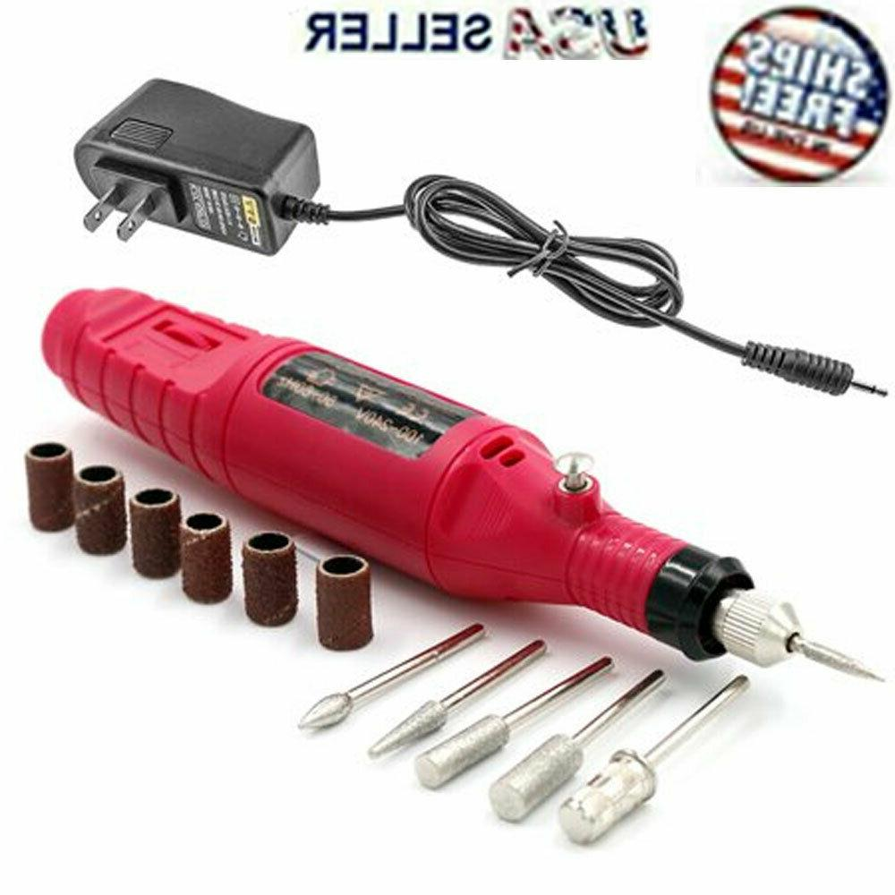 nail file art electric drill file acrylic