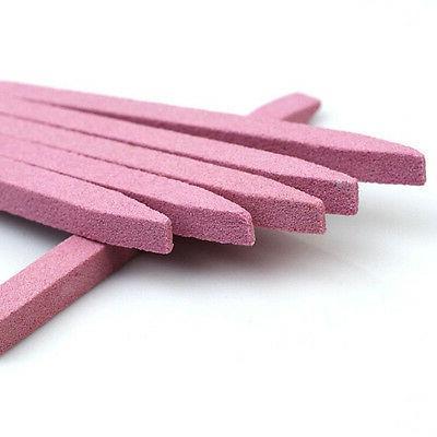 New Nail File Manicure File Nail Tool Nail Pumice Stone Cuti