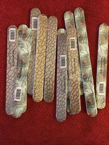 NAIL FILE LOT 12 FILES BATH INCLUDES