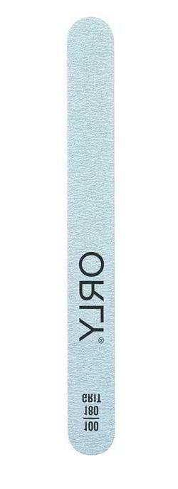nail file zebra foam board 100 180