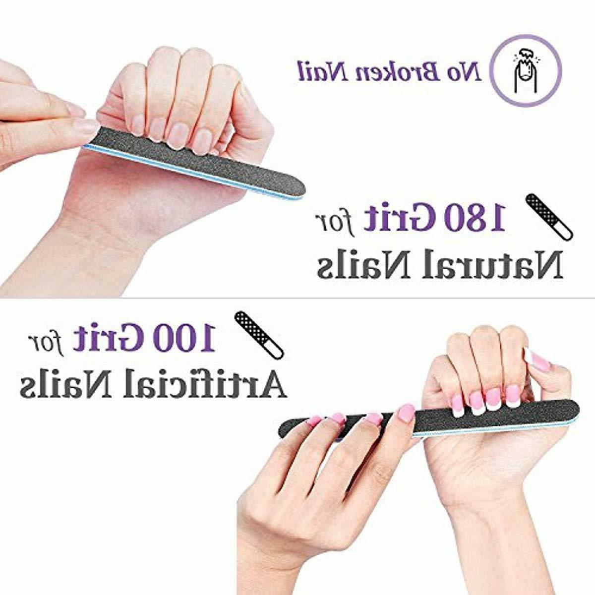 Nail Files TsMADDTs Kit