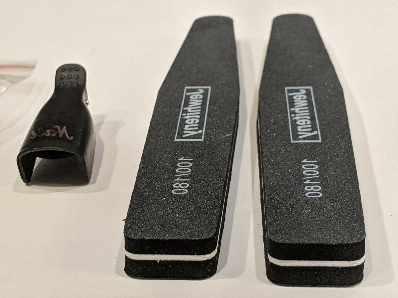Nail Salon UV Accessories Doublesided Nail +