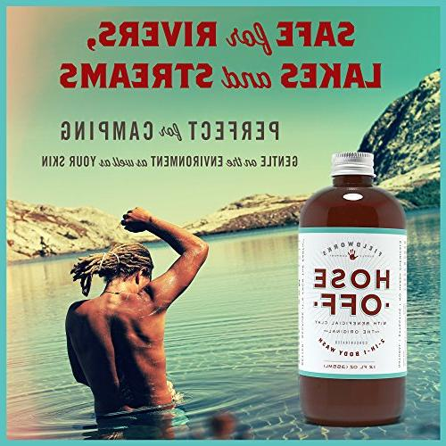 Organic All Natural Wash Aloe, and Lasting, Eco-Friendly. Brand