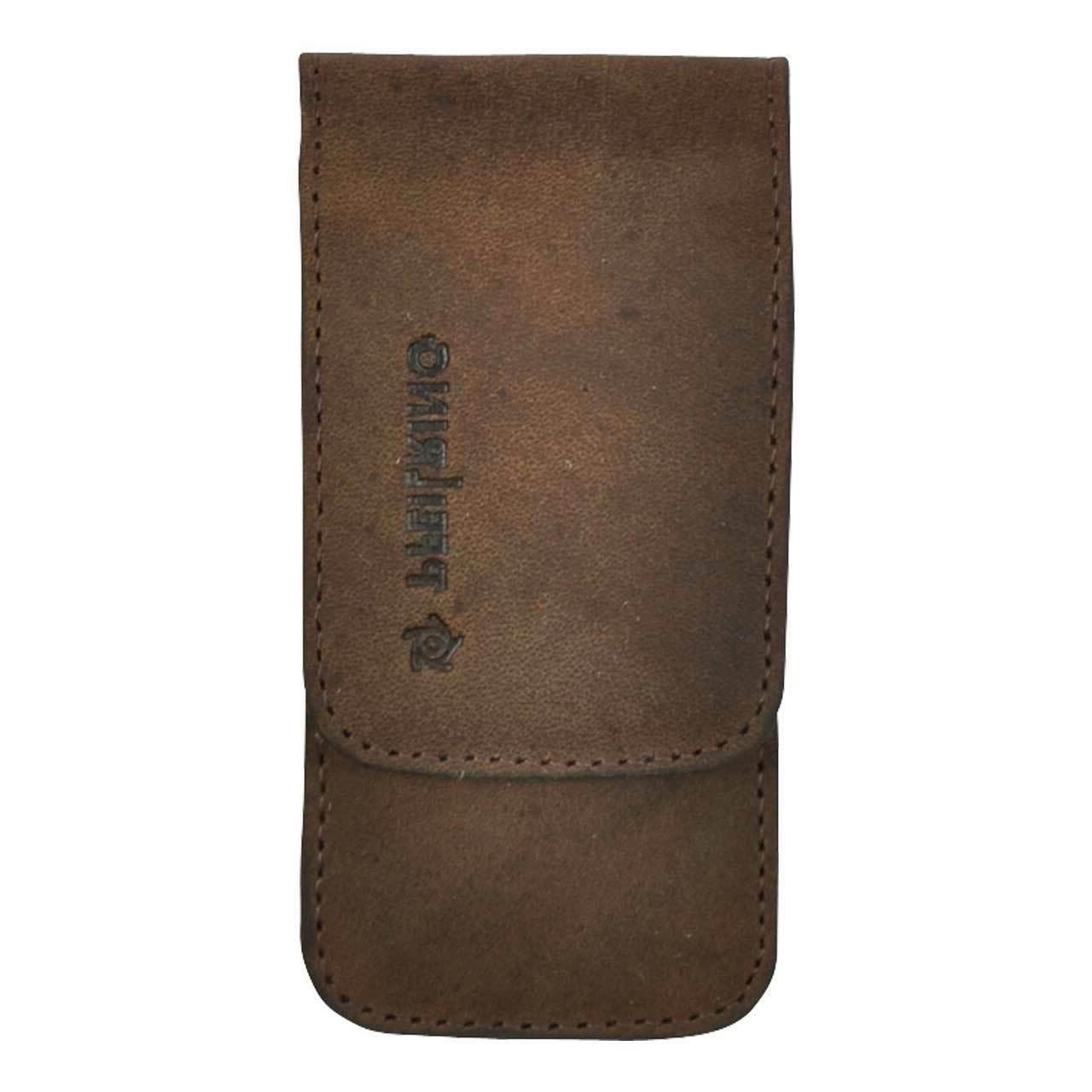Pfeilring Cowhide Leather, 3-tlg Nickel-Füllung