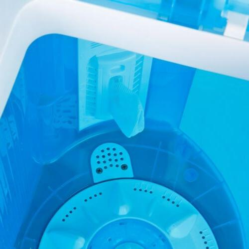 Portable Washing Machine Compact lightweight Spin