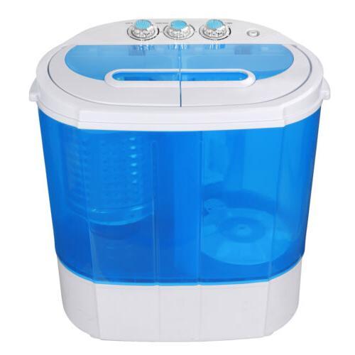 portable washing machine compact lightweight 10lbs washer