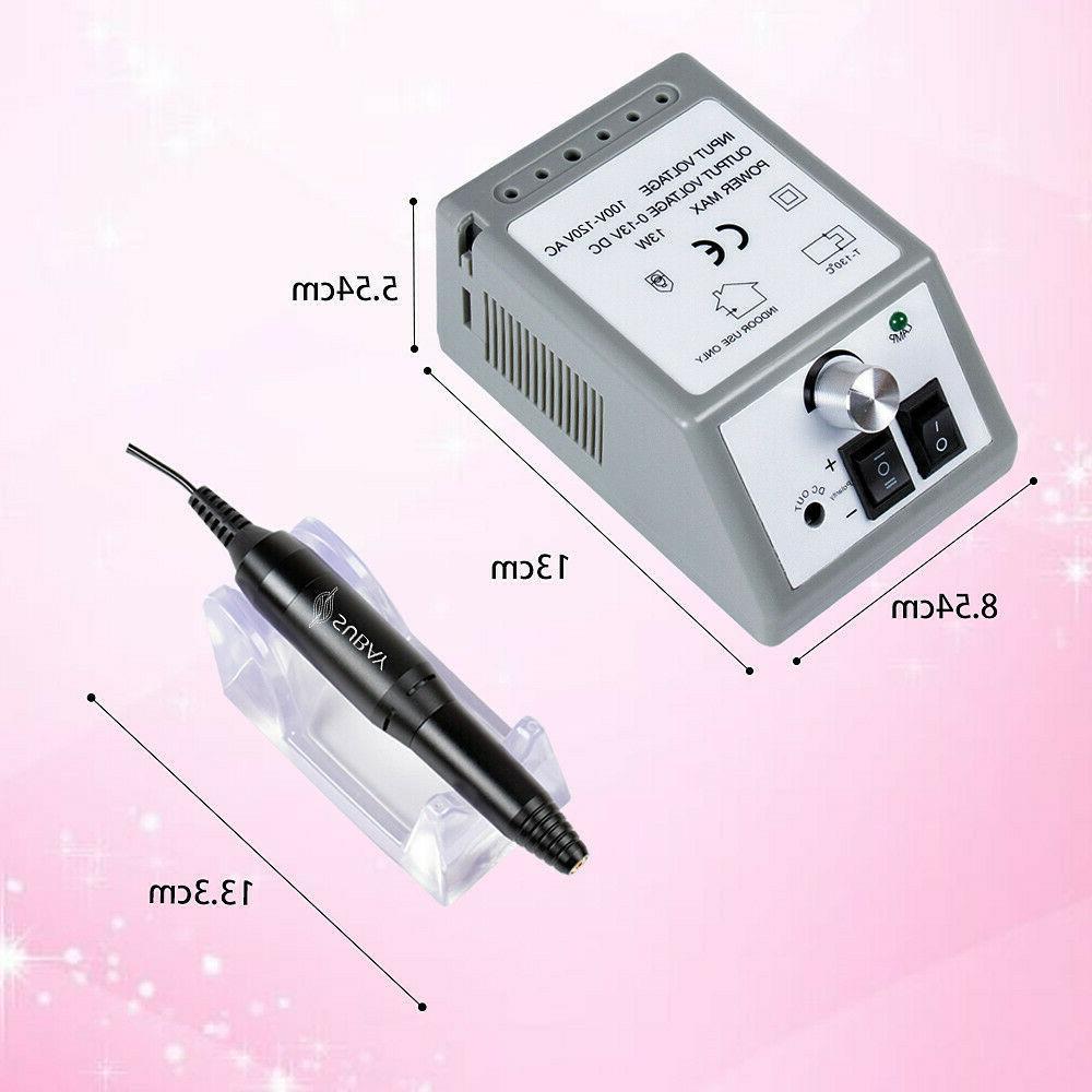 Professional Electric Nail Drill Machine Gel Nail