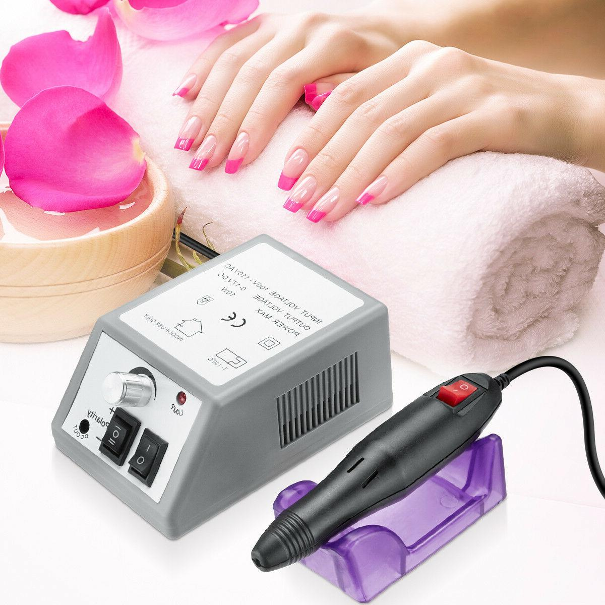 Nail Electric Pedicure Art Machine