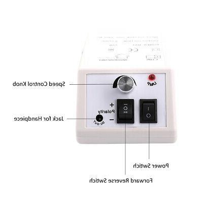 Professional Machine 30000 RPM Electric Nail File