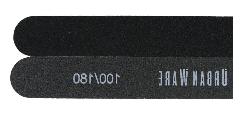 Professional Nail Files Pack Double Sided 100/180 Grit File 1