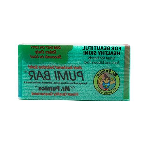 Mr. Bar : Medium-Grit Pedicure Stone Ped File For Smooth