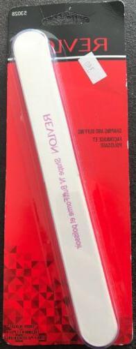 Revlon Shape 'N' Buff Nail File 1 ea Brand New In Box