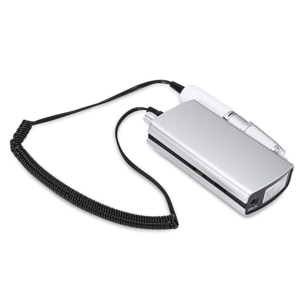Silver RPM Nail File Electric Pedicure Machine