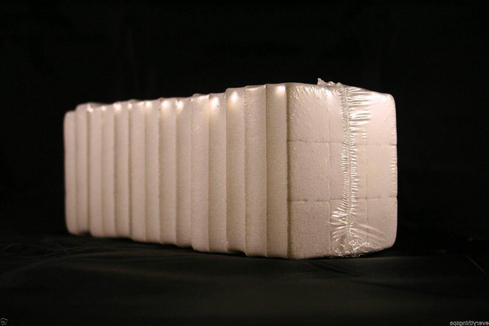 Super Mini White Nail Blocks Pedicure