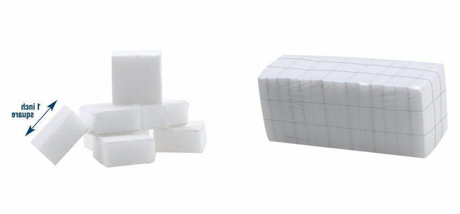 super mini white nail blocks 180 220