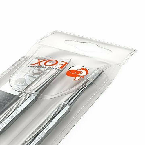 Surgical Grade Stainless Steel Ingrown Toenail Tool Kit by Medical