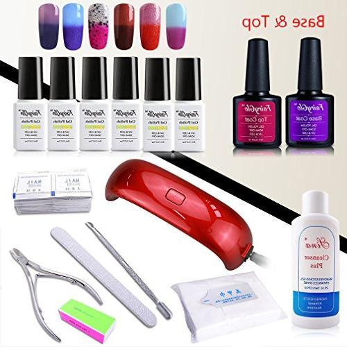 thermal changing gel nail polish