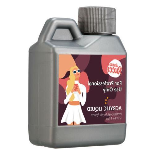 US~Acrylic Powder Beauty Nail Tips Files Pen Clipper Tools Kit