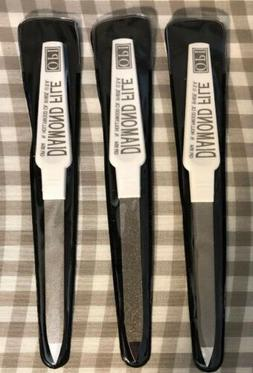 Lot 3 OPI Natural Nail File DIAMOND Coated File New!