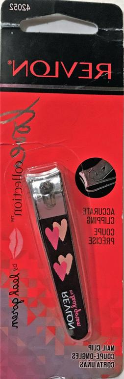 REVLON LOVE COLLECTION NAIL CLIPPERS 42052 by LEAH GOREN LIM