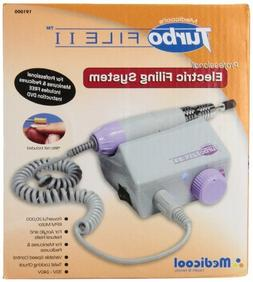 Medicool's MED2191 Turbo File 2 Professional Electric Nail F