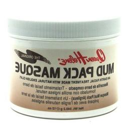 Queen Helene Mud Case Masque 12 oz. Jar  with Free Nail File