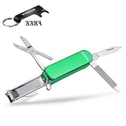 multitool nail clippers