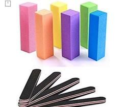 Nail Files and Buffer TsMADDTs Professional Manicure Tools K