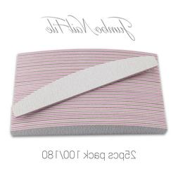Nail Files in bulk 7 shapes for manicure