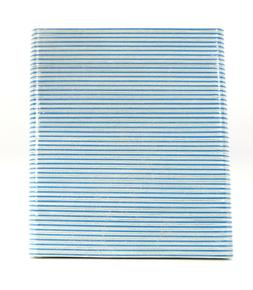 NEW Nail Files 50 ct White w/Blue - Manicure/acrylic/natural