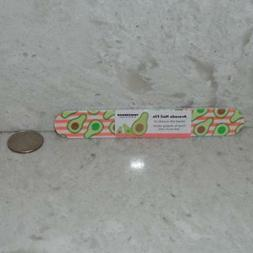 NEW Tweezerman Avocado Nail File Filemate for Natural & Acry